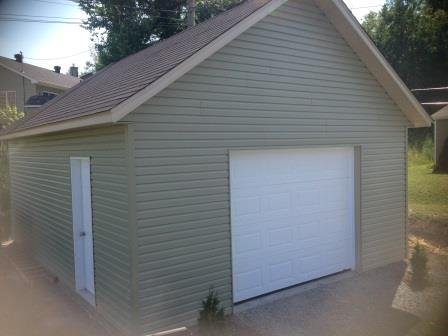 Garage simple