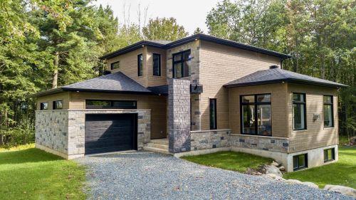 Construction neuve -Sherbrooke, Qc