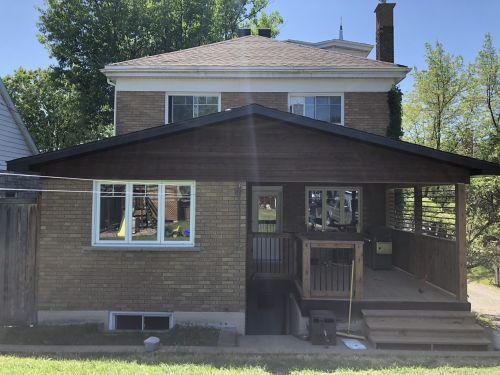 Rénovation maison après Sherbrooke
