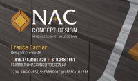 NAC Concept Design France Carrier